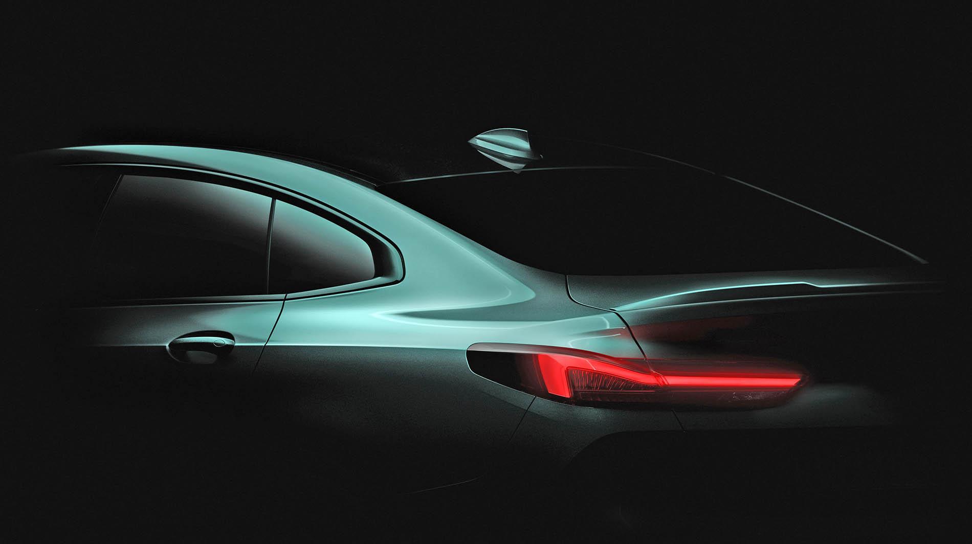 Name:  BMW 2 Series Gran Coupe Teaser Enhanced.jpg Views: 46411 Size:  121.3 KB