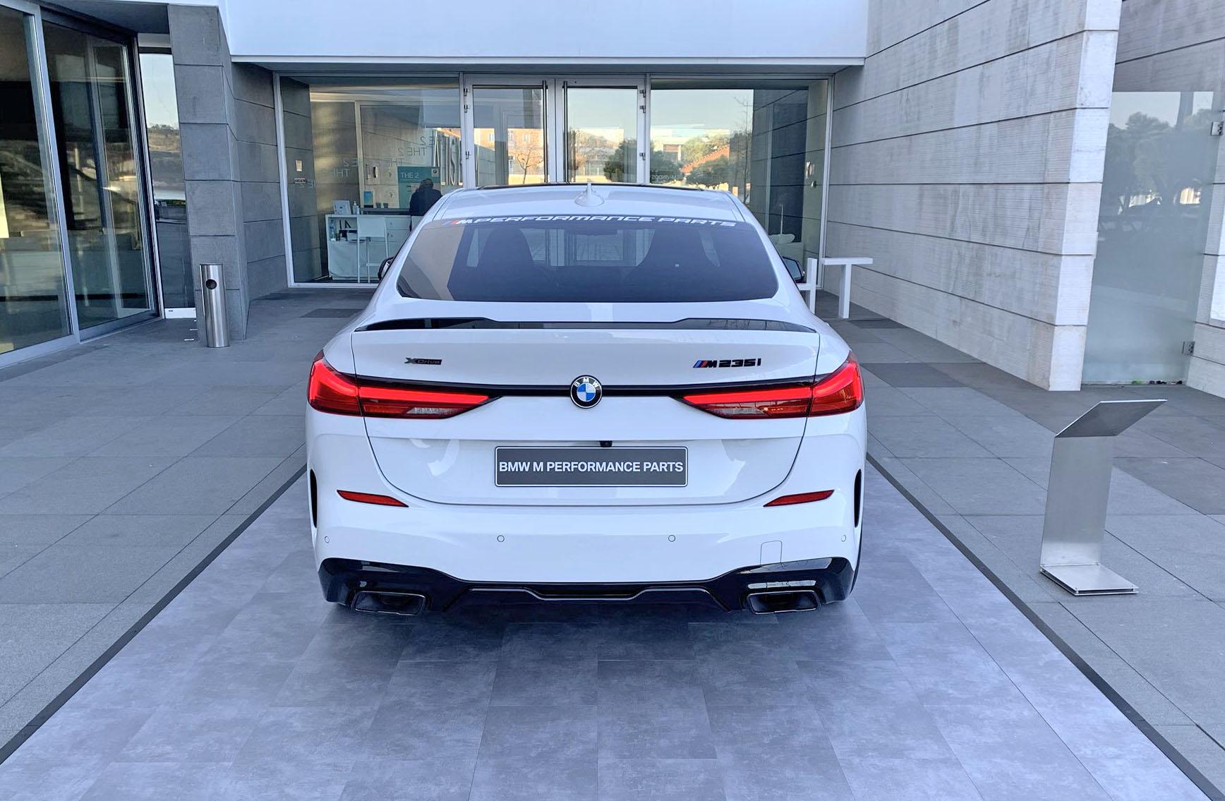 Name:  BMW M235i Gran Coupe M Performance Parts 3.jpg Views: 11464 Size:  274.6 KB