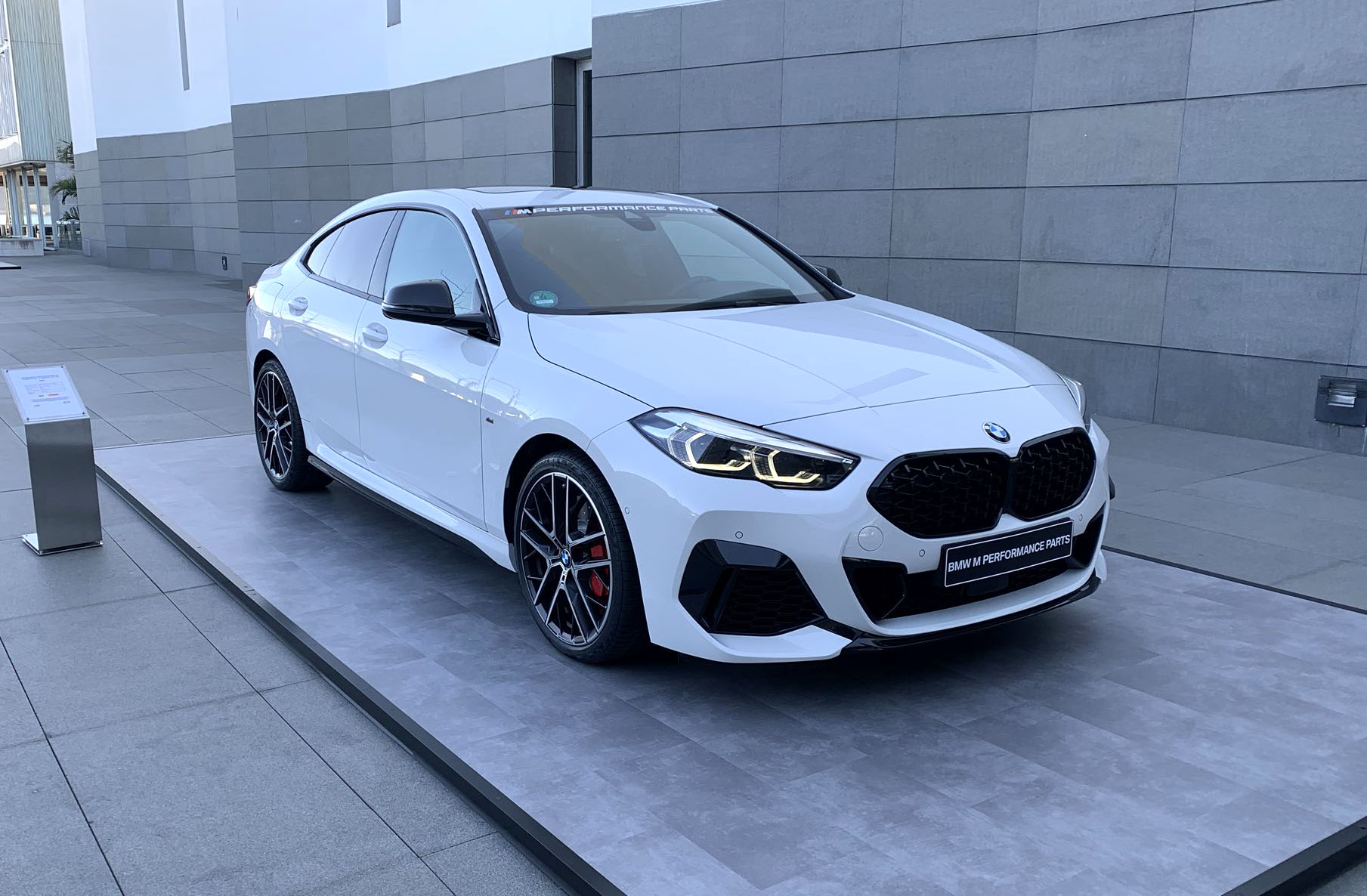 Name:  BMW M235i Gran Coupe M Performance Parts 1.jpg Views: 11714 Size:  276.7 KB