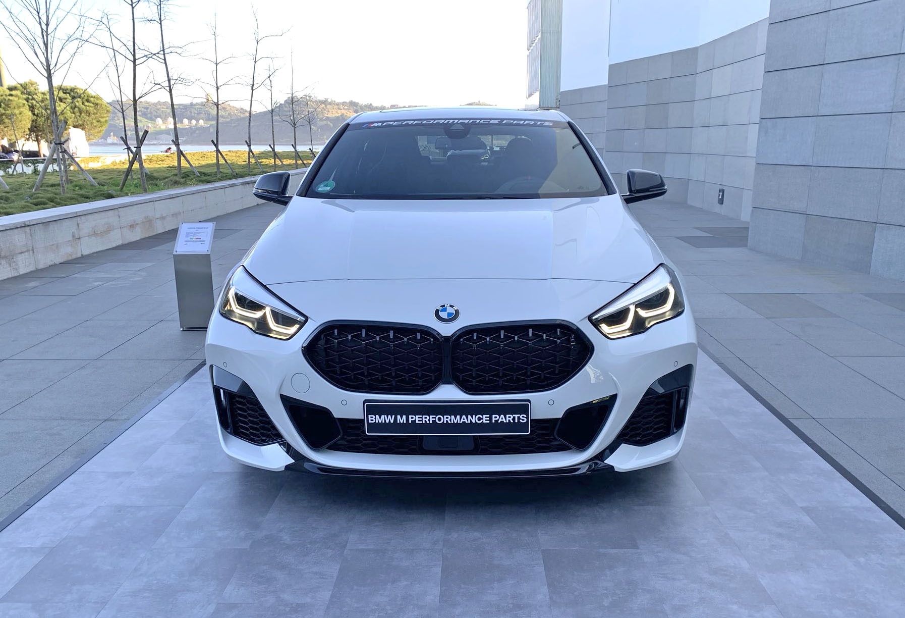 Name:  BMW M235i Gran Coupe M Performance Parts 0.jpg Views: 11952 Size:  288.9 KB