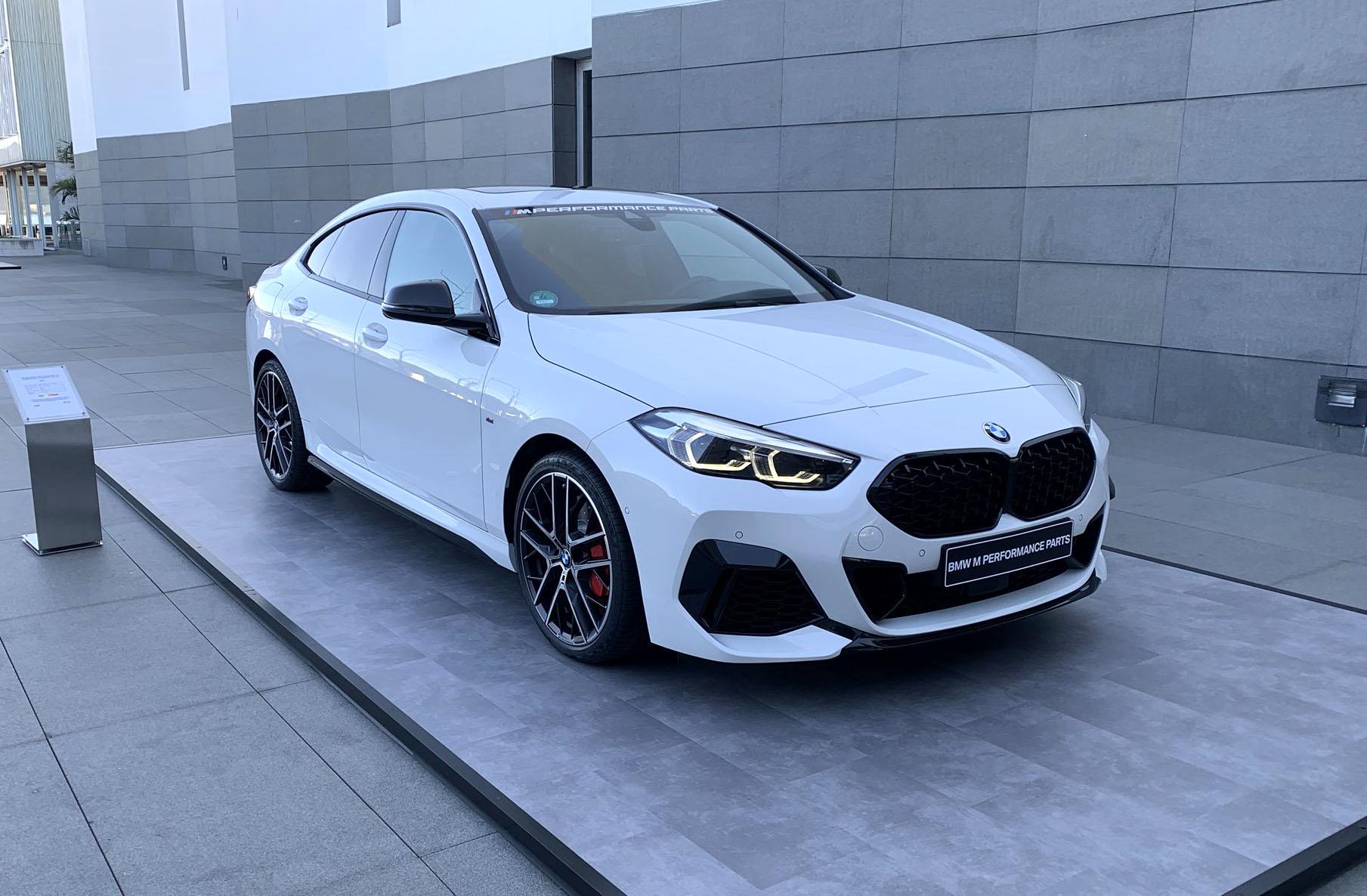Name:  BMW M235i Gran Coupe M Performance Parts 1.jpg Views: 13208 Size:  276.7 KB