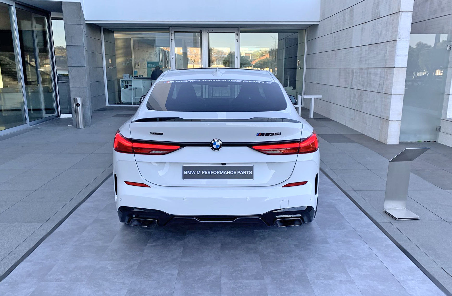 Name:  BMW M235i Gran Coupe M Performance Parts 3.jpg Views: 12401 Size:  274.6 KB