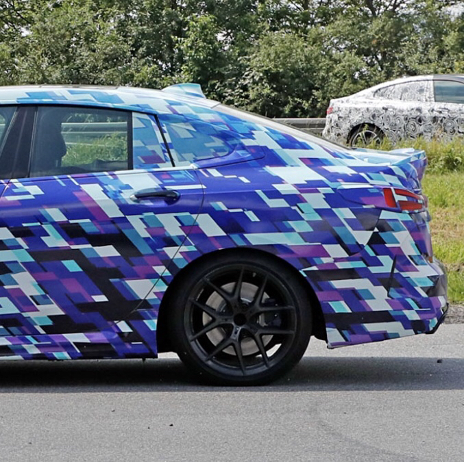 The 2020 BMW 2 Series Gran Coupe (F44) Has Just Been Spied