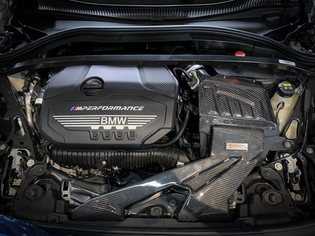 Name:  Armaspeed BMW F40 M135 carbon fiber cold air intake .jpg Views: 143 Size:  985.0 KB